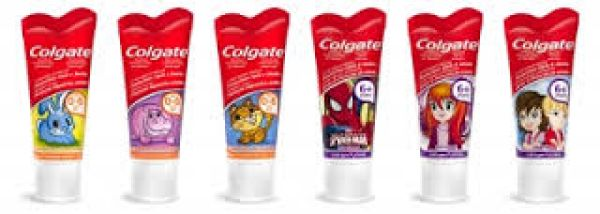 COLGATE SMILES JUNIOR 50 ML.