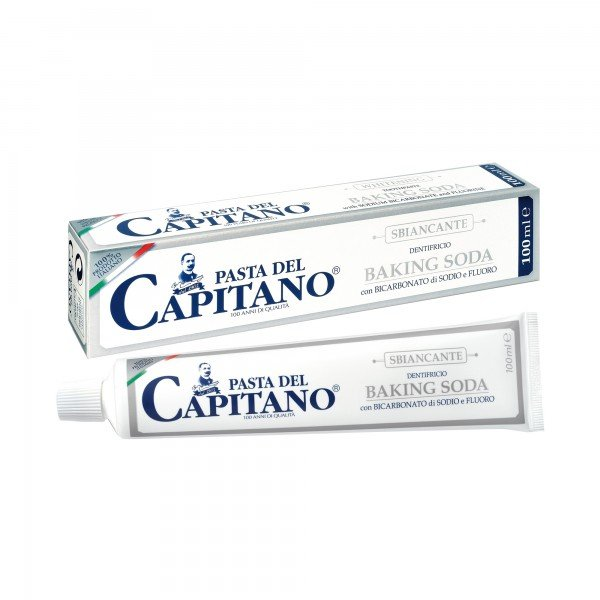 DOUGH BAKING SODA<br>100ML CAPTAIN