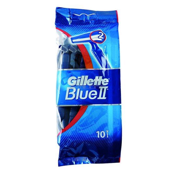 GILLETTE BLUE II X8 + 2