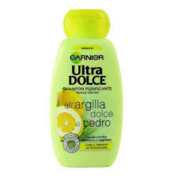 GARNIER ULTRA<br> FRESH CLEANSING<br>SHAMPOO 250 ML.