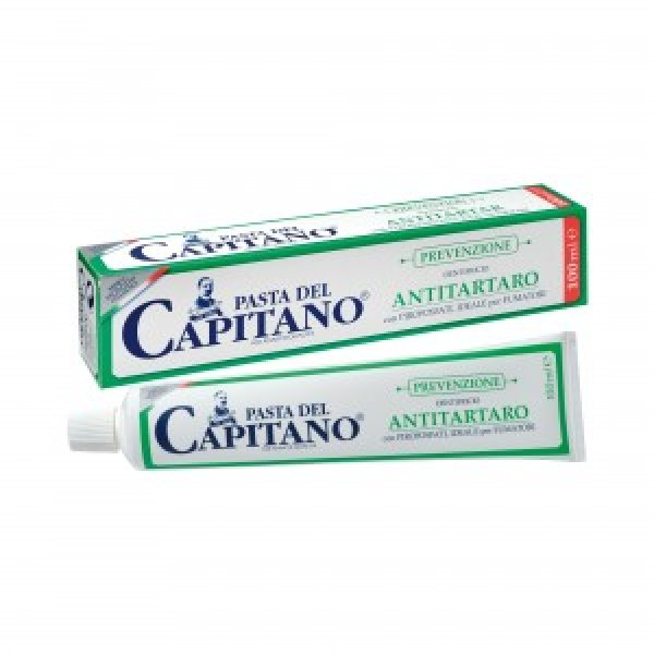 CAPTAIN&#39;S<br> PASTA 100ML<br> Antitartar ...