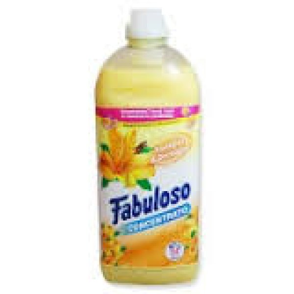 FABULOSO<br> AMMORBIDENTE 1 L.<br>VANILLA &amp; ORCHID