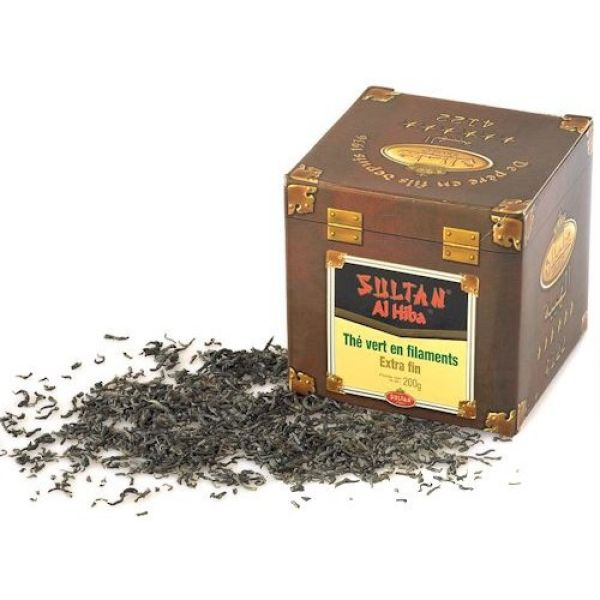 Moroccan green tea 200g