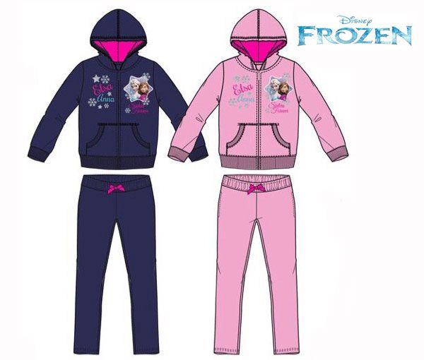 Anzug frozen