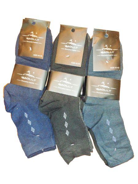 Fine socks