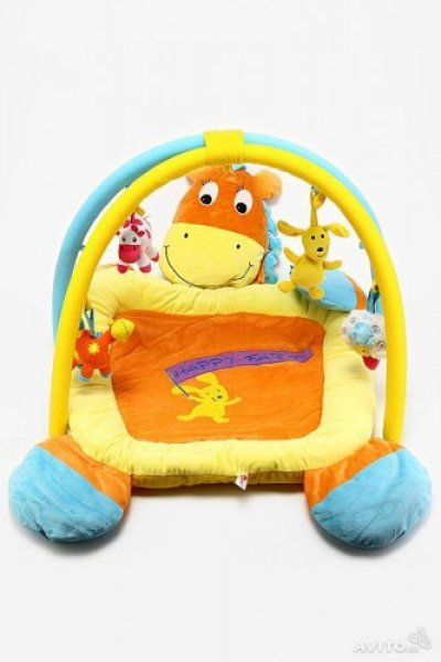 LULLABABY activity<br> playgym playmat<br>HORSE