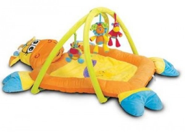 LULLABABY activity<br>playgym playmat COW