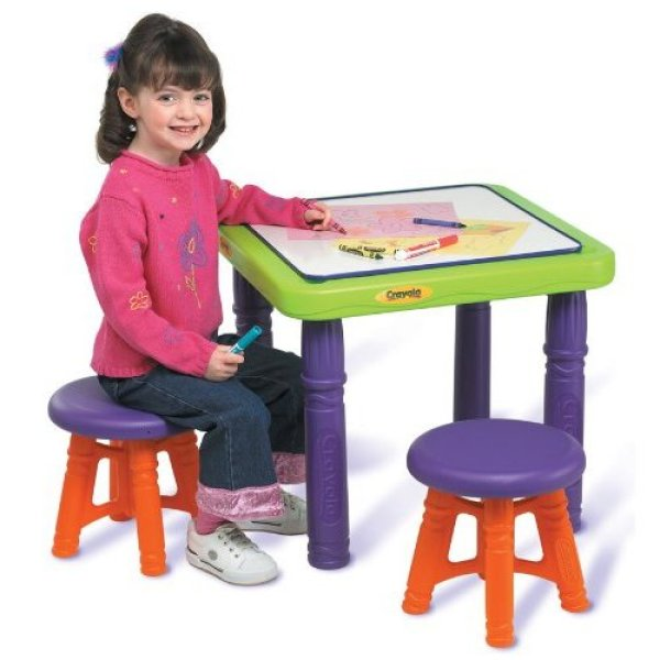 Crayola Easy to<br> Assemble Activity<br>Table