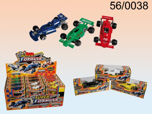 Model car, Super Formula