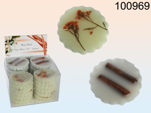 Duftmelts, Orange<br> Blossom & Cinnamon<br>Posten