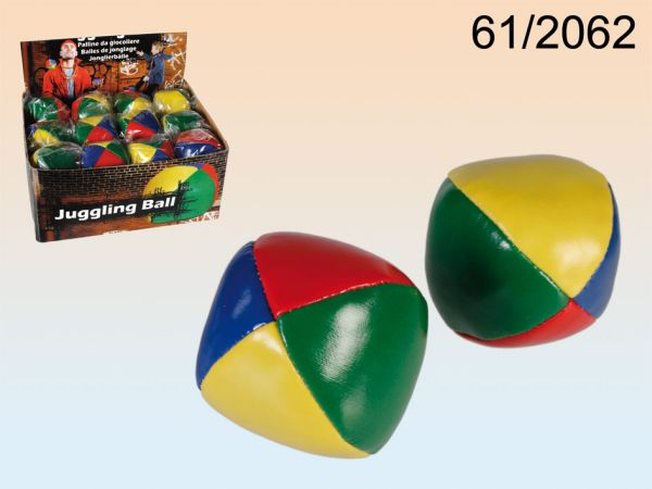 Leatherette<br>juggling ball