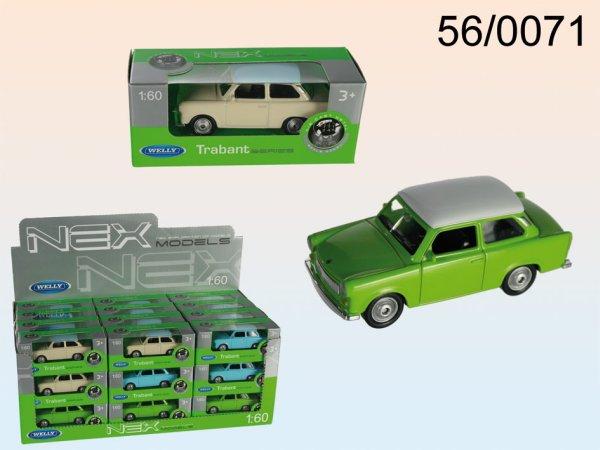 Modellauto, Trabant 601