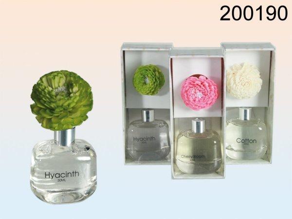 Raumduft, 30 ml<br>/(Cherrybloom<br>Hyacinth/Cotton )