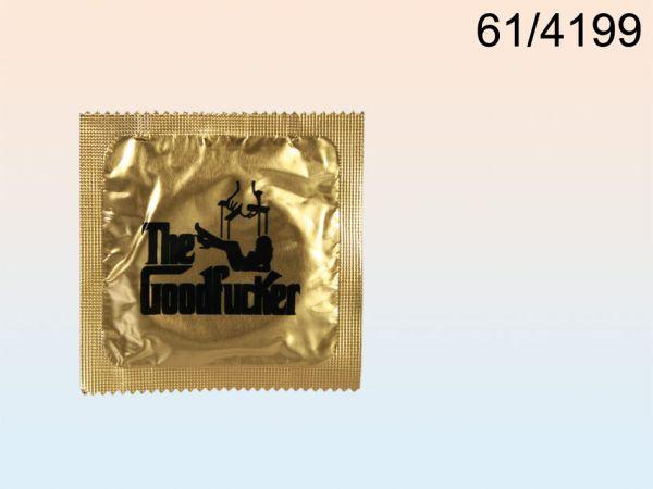 Latex-Kondom, The<br> Goodfucker, 6<br>Stück im Polybeute