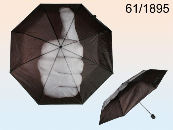 Umbrella fingers<br>design 3 Remainders