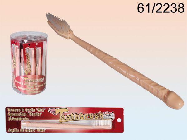Zahnbürste, Penis,<br>ca. 18 cm