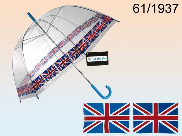 Dome Umbrella Union Jack