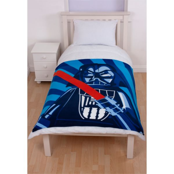 blanket fleece<br> LEGO Star Wars<br>Galaxy