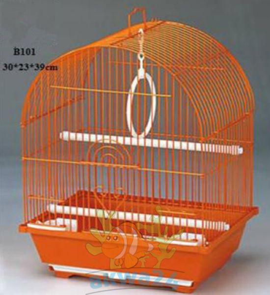 Käfig für<br> Kanarienvogel,<br> Papagei B101 ...