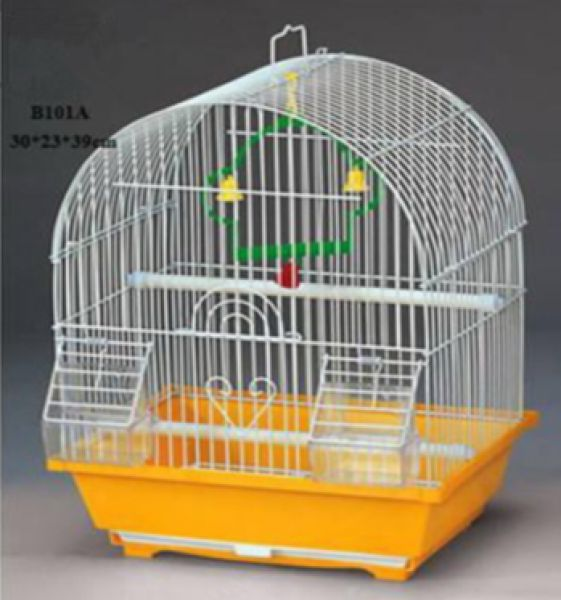 Cage for canary,<br> parrot B101<br>30x23x39cm