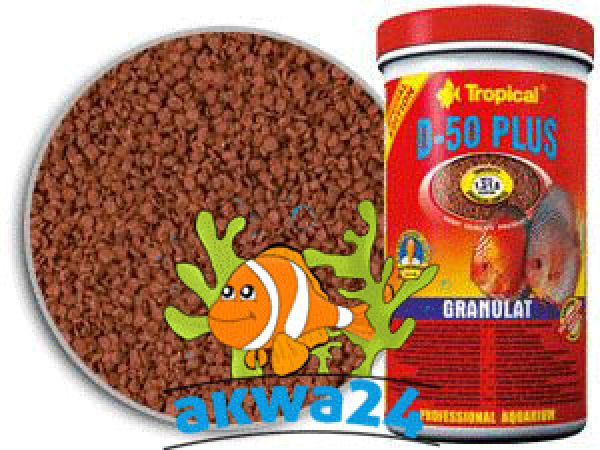 Aquarium Tropical<br> Discus Gran<br>nourishment D-50 Plu