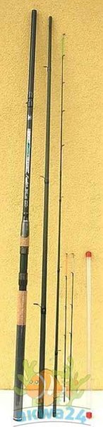 Carbomaxx fishing<br>rod 390 90gr.