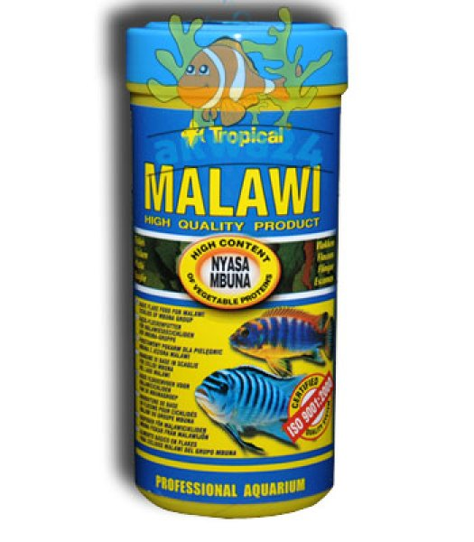 Aquarium Tropical<br>Malawi food 5L/1kg