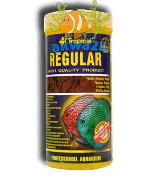 Regular food<br> Aquarium Tropical<br>300ml/55g