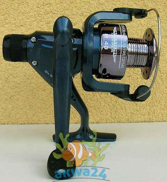 Rod Reels AVIATOR<br>Carper - M 40