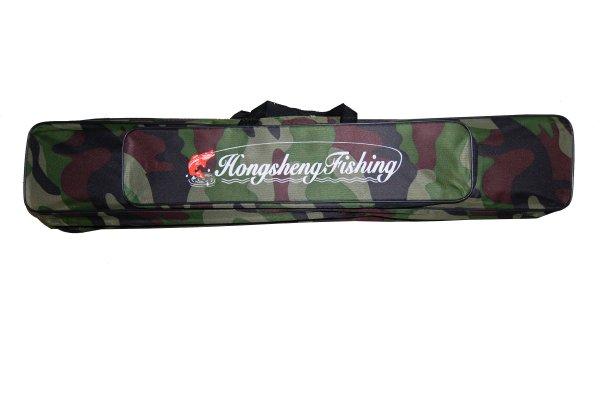 Padded dual-chamber bag