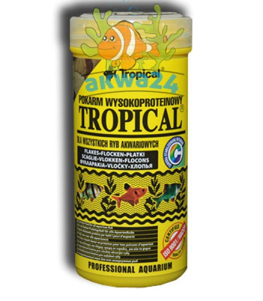 Tropical Aquarium Tropical food 21l/4kg