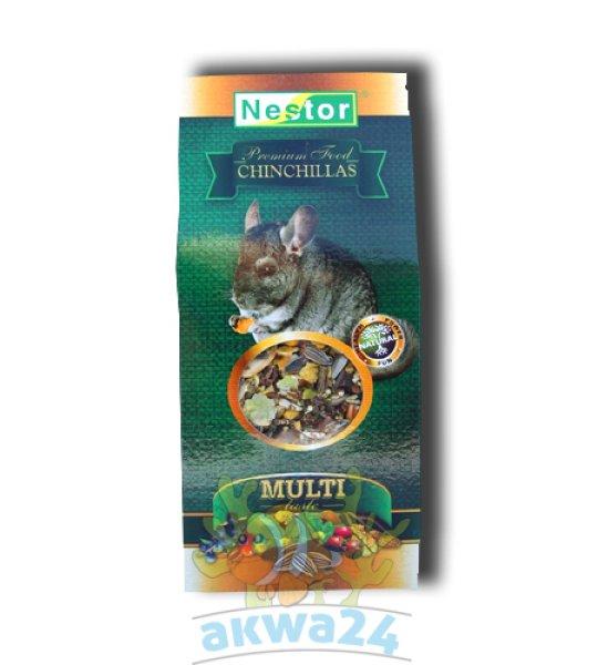 Premium food for<br> chinchillas 500 ml<br>(205g)