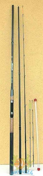 Carbon Feeder Rod<br>3.3m Spirado 120gr.