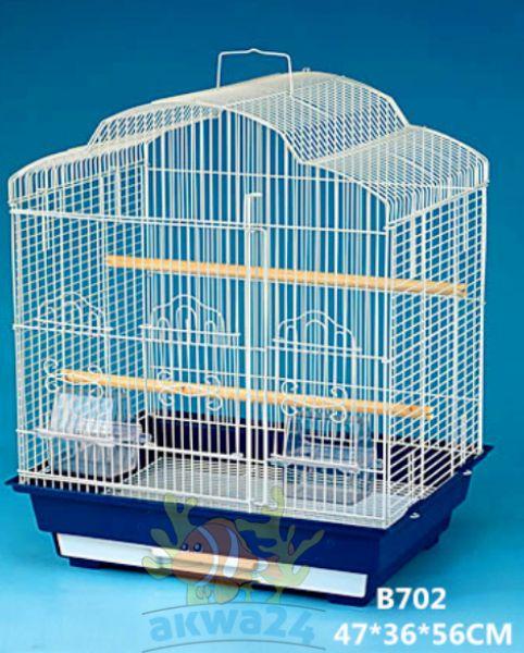 B702 parrot cage<br>47x36x56cm