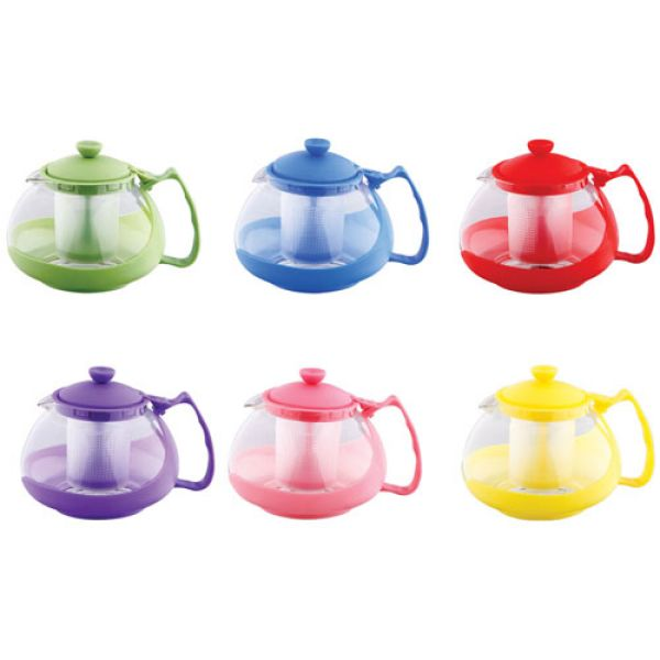 Teapot 750ml<br>stainless steel