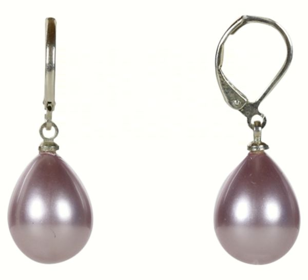 Mother of Pearl<br>pearl earring Tolly