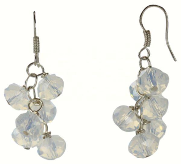 Opal Gemstone earring