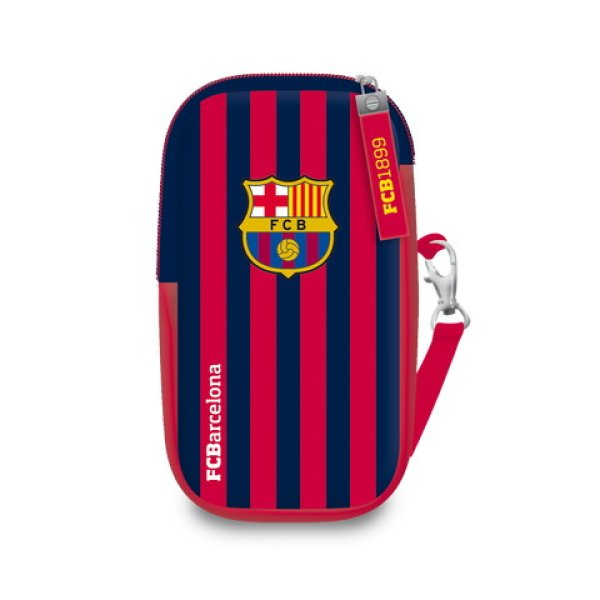 Barcelona mobile<br> phone case striped<br>design
