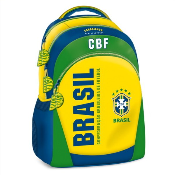 Brasil Teen<br> gepolsterter<br> Rucksack mit ...