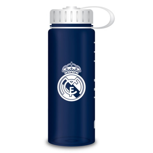 Real Madrid flask<br>blue design