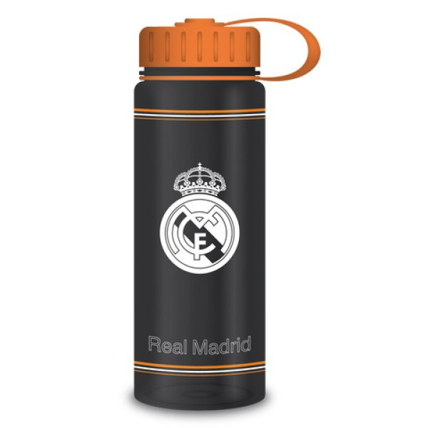 Real Madrid flask<br>orange design