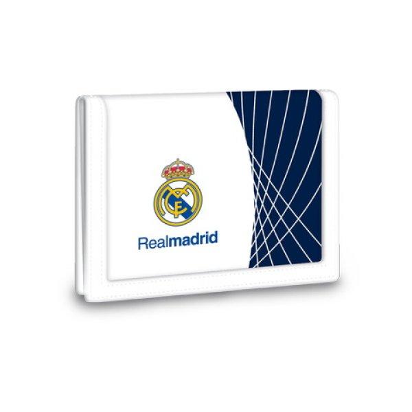Real Madryt<br> projekt niebieski<br>rzep portfel