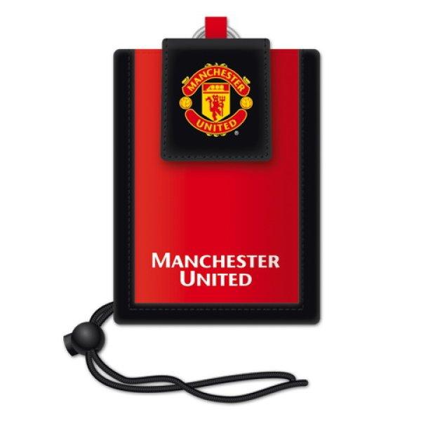 Manchester United<br> portfel z paska na<br>szyję