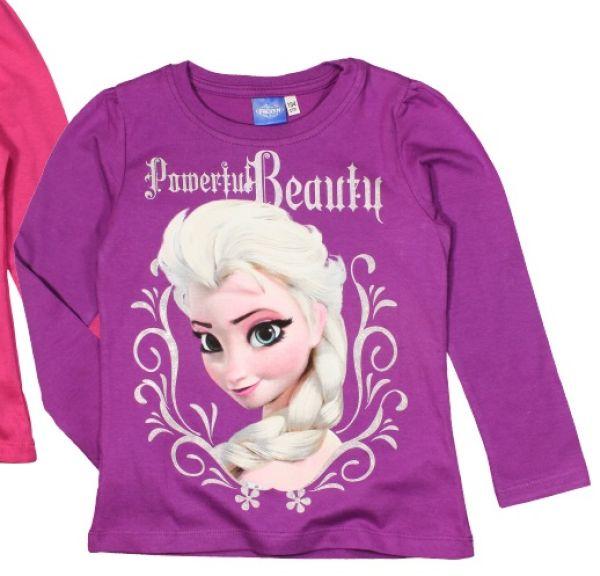 T-SHIRT GIRLS<br>Disney frozen LONG