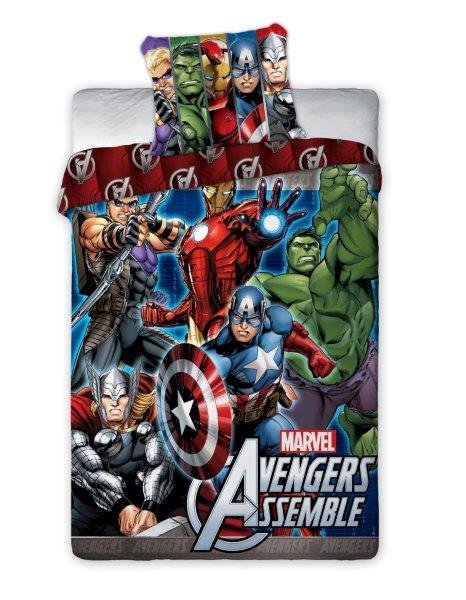 literie, Marvel<br> Avengers Spiderman<br>160x200