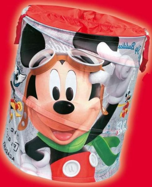 Basket for toys<br> Disney POP-UP<br>Mickey PLN 013 MN