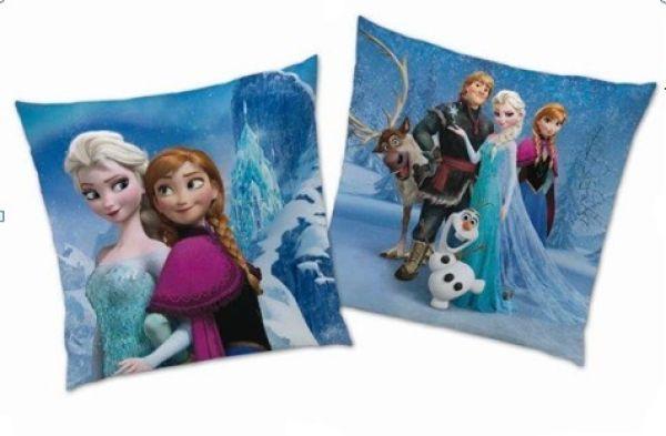 Disney Le frozen<br> coussin 40x40<br>remplissage