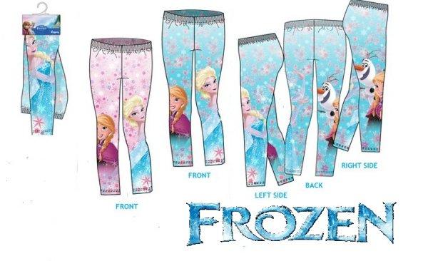 GIRLS Leggings<br> Disney frozen<br>Frozen 3-8