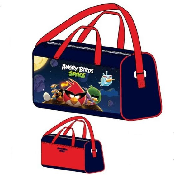 SPORTS BAG Disney<br>Angry Birds