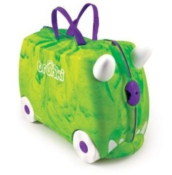 TRU-R066 Reiten<br> ein Koffer für ein<br>Kind